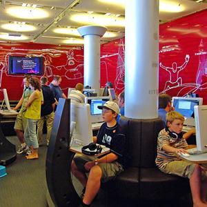 Интернет-кафе Нальчика