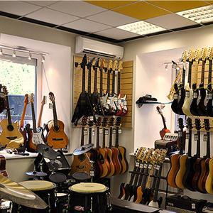 Музыкальные магазины Нальчика