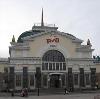 Железнодорожные вокзалы в Нальчике