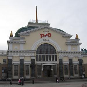 Железнодорожные вокзалы Нальчика